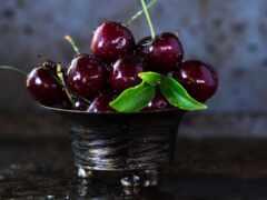 cherry, ягода
