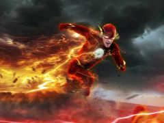 zoom, flash, профессор