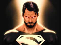 superman, масть, black