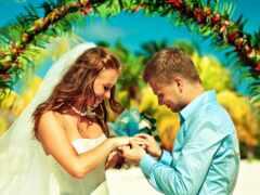 love, пляж, wed