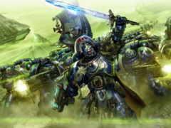 warhammer, битва