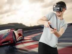 virtual, realidad, lenovo