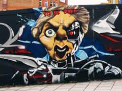 thatcher, graffiti, 格蕾斯margaret