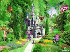 garden, цветение, детские
