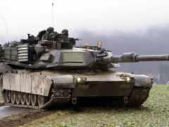 сша, М1А3, танки