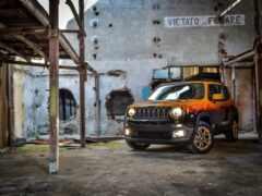 jeep, renegade, тюнинг