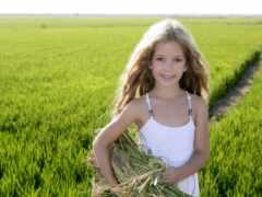 трава, ребенок, arm