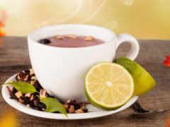 cup, чая, чая