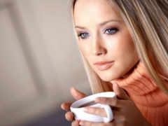 глазами, голубыми, блондинок