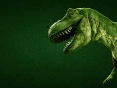 динозавр, зуб, пасть