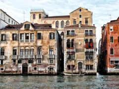 veneza, casa, stock