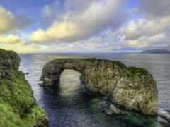 ireland, арка, earth