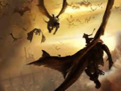 драконы, steps, два
