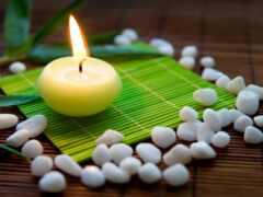 фото, картинка, свеча
