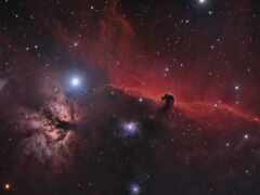 nebula, orion, horsehead