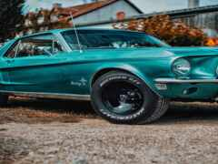 ford, mustang