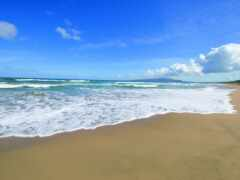 грунт, пляж, песок