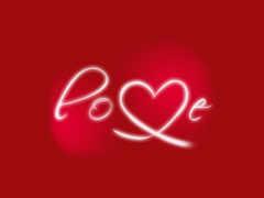 amor, fondos, pantalla