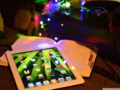 планшет, ipad, apple