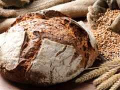 хлеб, rye, день
