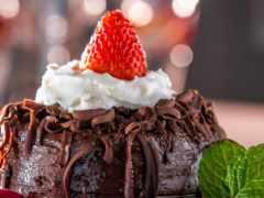 торт, красивая, candy