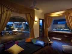 интерьер, comfort, шторы