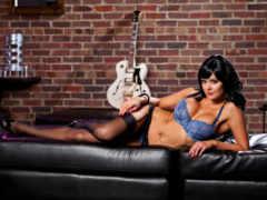 девушка, девушки, гитара