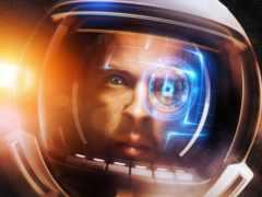 космонавт, art, cosmos