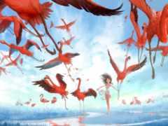 фламинго, алиса, returns