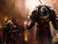 warhammer, серые, рыцари