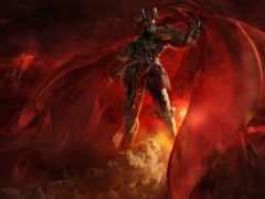 чертовка, fantasy, сатана