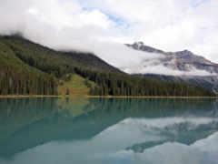 озеро, горы, картинку