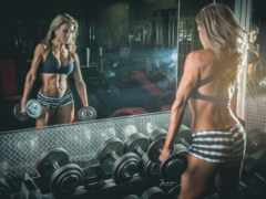 спорт, фитнес, girls