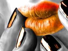 lip, art, fine