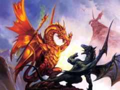 дракон, драконы, драконы