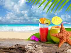 отдых, релакс, пляж