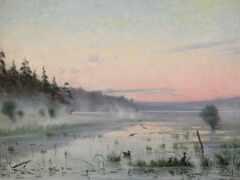 johansson, carl, озеро