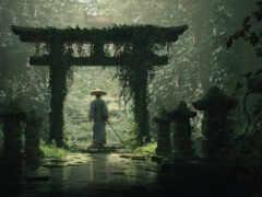 самурай, gate