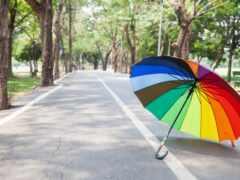 зонтик, izya, женский