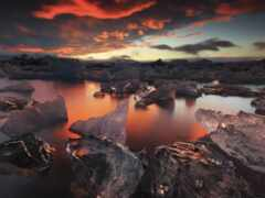 закат, фотограф, country