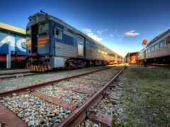 car, railroad, millus