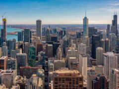 chicago, небоскрёб
