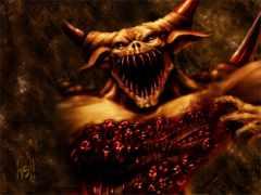 демон, демоны, создать