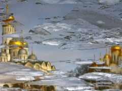 steeple, russian, reverso
