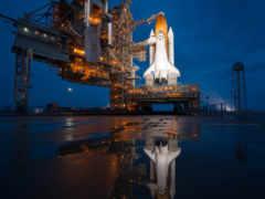 space, атлантис, shuttle