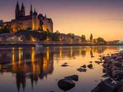 albrechtsburg, castle, die