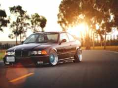 bmw, bbs, coupe