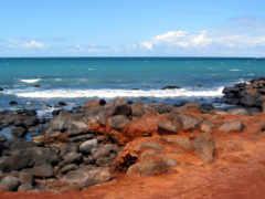 playa, hawaii, море