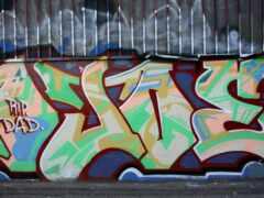 graffito, graffiti, artist