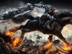 darksiders, game, игры